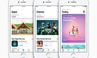 iOS11のApp Store